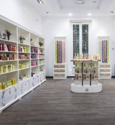 Roger&Gallet inaugura  Pop Up store en Madrid